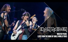 Iron Maiden - The Legacy Of The Beast Tour (May 2018)